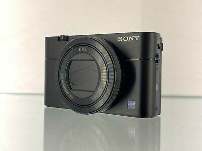 Sony RX100 Mark VA 5A Premium Compact Digital Camera + Genuine Leather Case IB