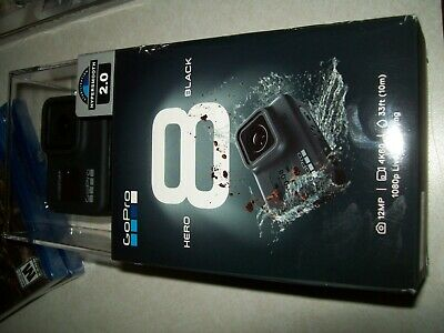 GoPro Hero 8 Black 12MP Camera NEW IN BOX
