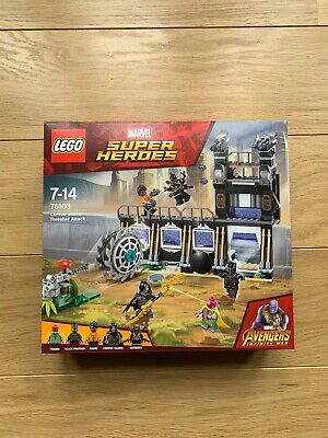 LEGO Marvel Super Heroes 76103 - Corvus Glaive Thresher Attack