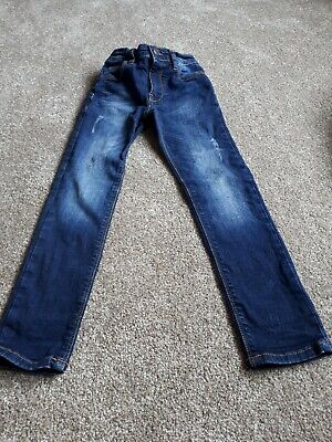 Boys NEXT super skinny jeans age 6 years fab condition