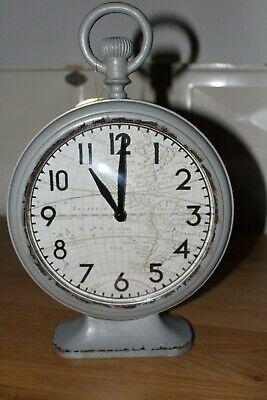 Fob Clock On Stand