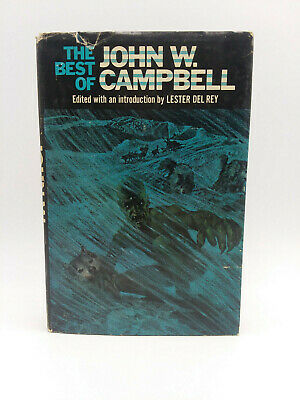 The Best of John Campbell, Who Goes There, basis movie The Thing, 1976 HB DJ