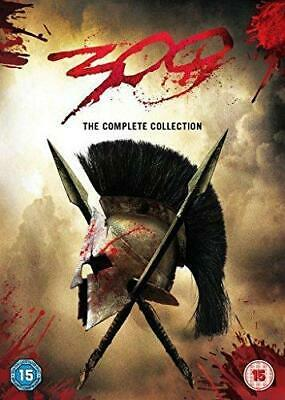 300 / 300: Rise of an Empire Double Pack [DVD] [2007], Very Good DVD, Eva Green,