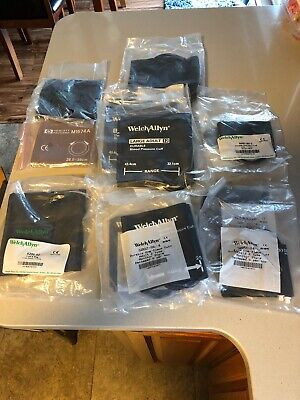 Welch Allyn Blood Pressure Cuff Lot Adult Child New
