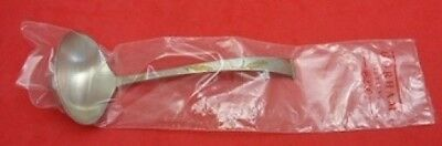 """Golden Wheat by Gorham Sterling Silver Sauce Ladle 5 1/2"""" New"""