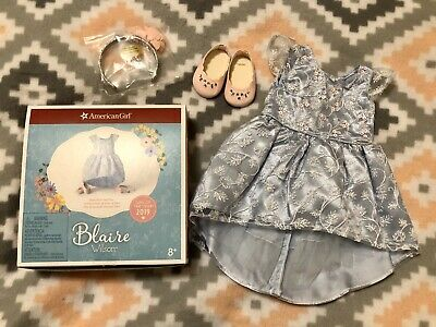 American Girl Blaire's Bridesmaid Dress for 18-inch Dolls