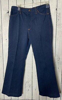 Vintage Billy The Kid Jeans Size 14 - 16? Blue Jean Permanent Press Pants