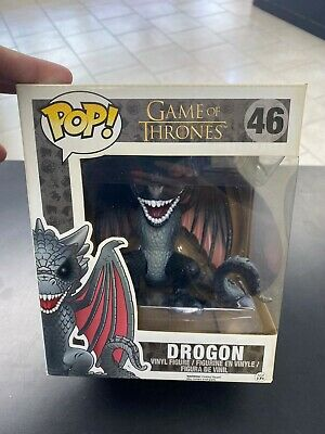 Funko Pop! Game of Thrones 6 Inch Drogon #46 Hot Topic Exclusive