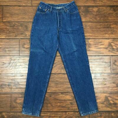 Vintage 80S Levis 17501 0158 High Wast Jeans Size 13 29X30 Usa
