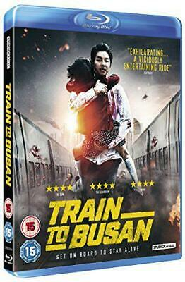 Train To Busan [Blu-ray] [2016], New, DVD, FREE & FAST Delivery