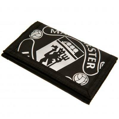 Manchester United F.C. Nylon Wallet RT Official Merchandise