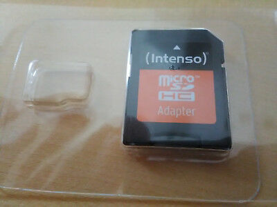 Micro SD Adapter Intenso