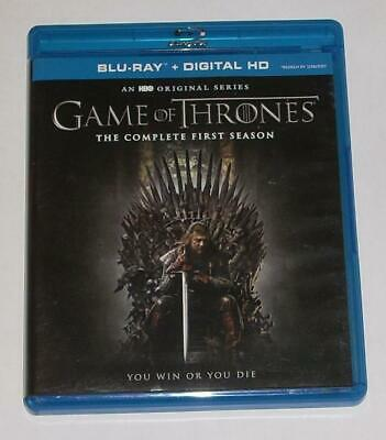 Game of Thrones Complete First Season 1 (Bluray 2015) HBO TV SHOW