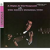 A Night At The Vanguard, Kenny Burrell, Audio CD, New, FREE & FAST Delivery