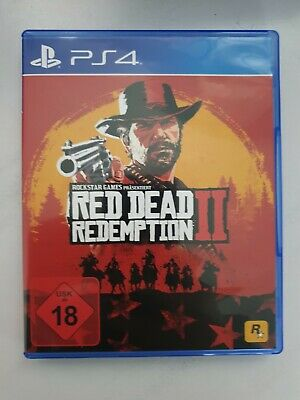 Red Dead Redemption 2 - RDR2- PS4 - Sony Playstation 4