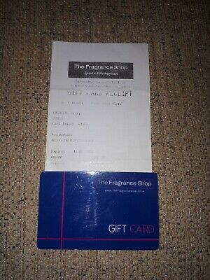 The Fragrance Shop £50 Gift Card