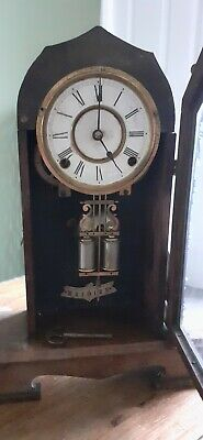 antique clock Ansonia