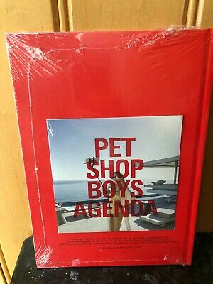 Pet Shop Boys Annually 2019 With Exclusive Agenda 4 Track Cd Sealed *Sold Out*