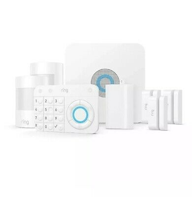 Ring Alarm 8 Piece Kit – Home Security System **Brand new Without Box**