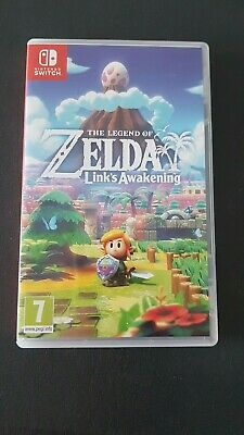 🕹️ Jeux NINTENDO SWITCH : The Legend of Zelda, Link's Awakening, comme neuf, FR