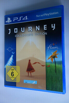 JOURNEY Collectors Edition Playstation 4 PS4