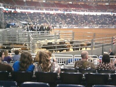 Houston Livestock Show and Rodeo-2 Seats-Chris Young-March 9, 2020-Great Seats