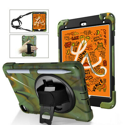 Shockproof Defender Heavy Duty Protector Hybrid Cover For iPad Mini 5 / Mini 4