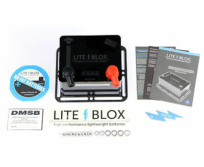 LITE BLOX Autobatterie LB13xx 4. Generation High-Performance-Akkumulator Lithium
