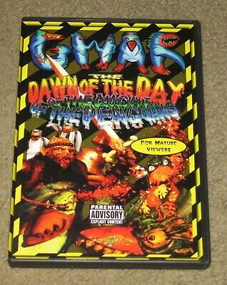 Gwar - The Dawn Of The Day Of The Night Of The Penguin (DVD, 2003, Metal Blade)