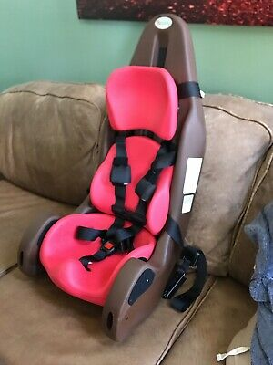 special tomato carseat, special needs