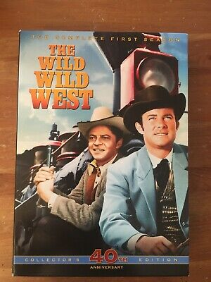 The Wild Wild West - The Complete First Season -  Collector's Edition