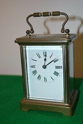 Antique French Carriage Clock.