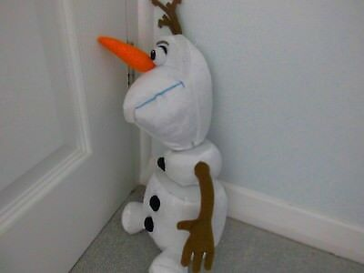 Disney Frozen Olaf Talking Soft Toy