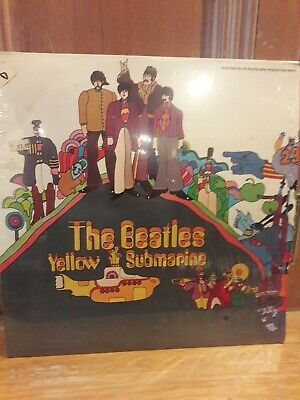 The Beatles – Yellow Submarine - Capitol – From the collection of Deirdre OD