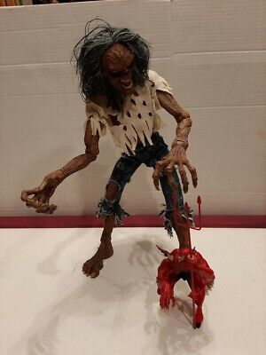 "Iron Maiden Art Asylum 18"" Eddie Number Of The Beast Figure Shelf X3"