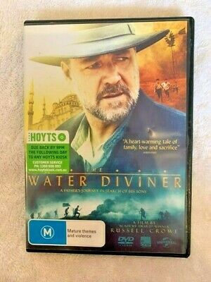 Water Diviner The (DVD, 2015)