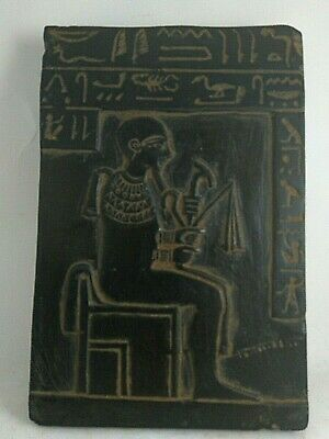 RARE ANCIENT EGYPTIAN ANTIQUE RAMSES II Sit Stela 1279-1213 BC