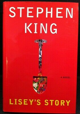 Lisey's Story by Stephen King (2006, Hardcover) First Edition