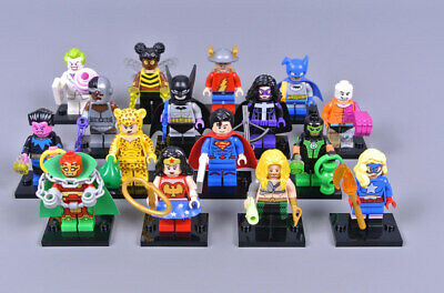 Lego DC Super Heroes Minifigures 71026 - set of 16 SEALED - $5 shipping