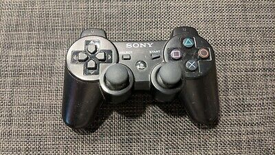 Sony PlayStation Sixaxis 3 Controller Black [No Rumble]
