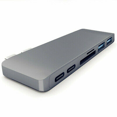 USB C Hub 3.0 Type-C Adapter For Macbook Pro Mac PC Laptop Laptop Accessories AU