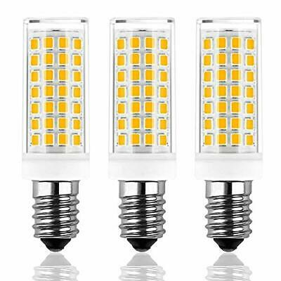 Lot de 3 ampoules LED Brolight E14, sans scintillement, intensité variable,