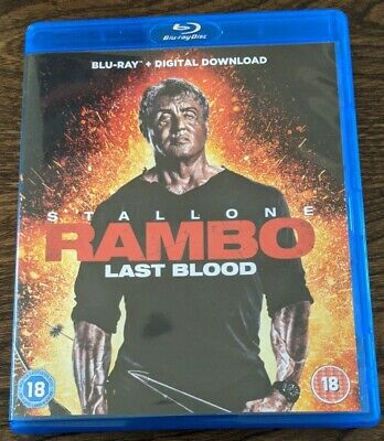 Rambo: Last Blood (with Digital Download) [Blu-ray]
