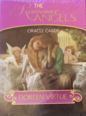 New 44pcs Romance Angel Oracle Cards Tarot Cards Game Card Set Gift 101*74mm US