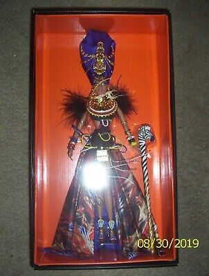 Tribal Beauty Barbie Doll, first in the Global Glamour Collection