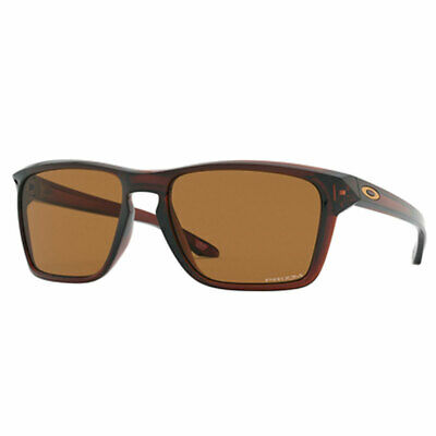 Oakley Sylas Sunglasses Polished Rootbeer With Prizm Bronze Lens