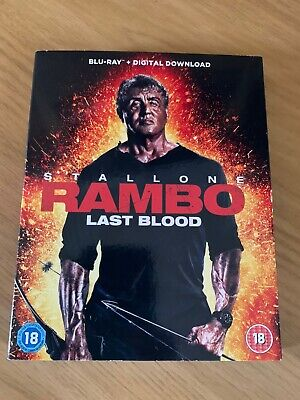 Rambo Last Blood Blu Ray