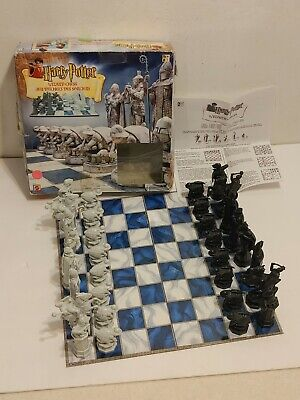 2002 Mattel Harry Potter Wizard Chess Replacement Pieces Only