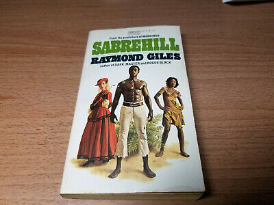 Sabrehill by Raymond Giles (1975, Paperback) Fawcett Gold Medal