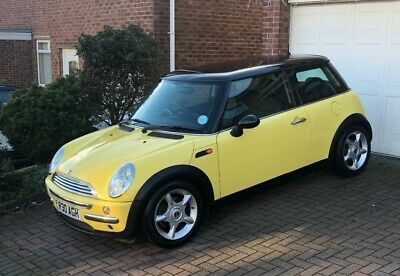 2001 MINI COOPER, GREAT CONDITION, 8 month MOT, ABS fault, great first car